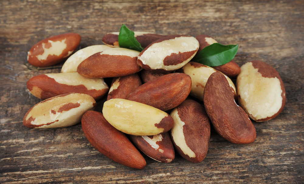 Brazil Nuts- best Testosterone boosting food