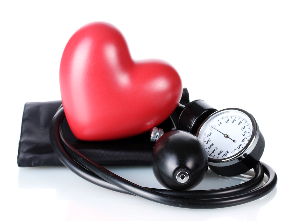 effects of high blood pressure