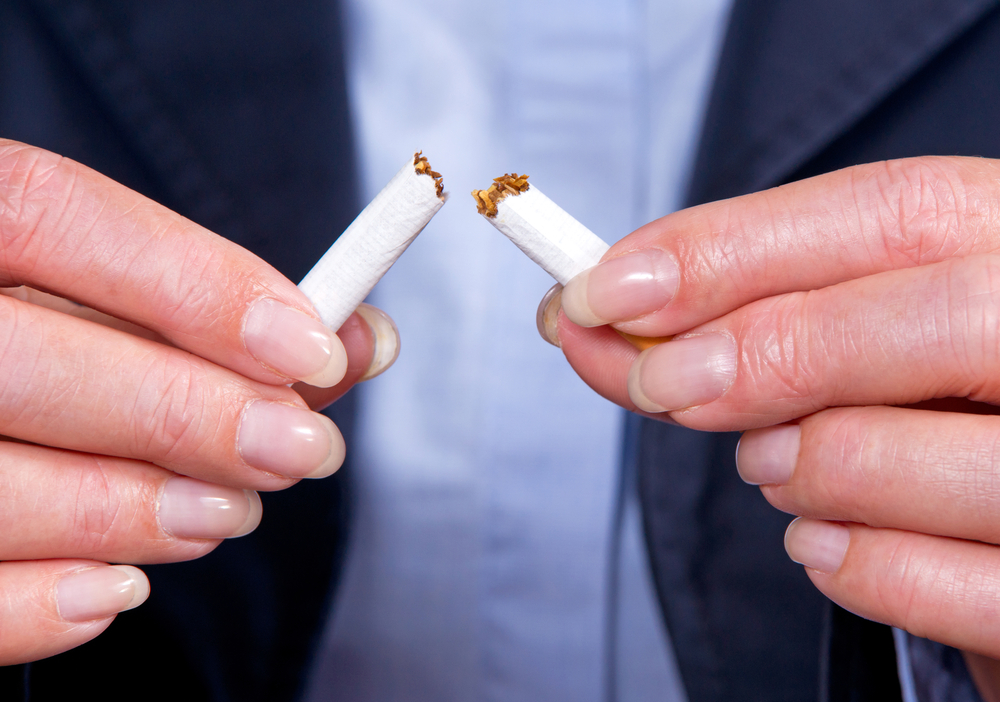 effects of smoking on acidity
