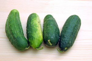 cucumbers in your diet