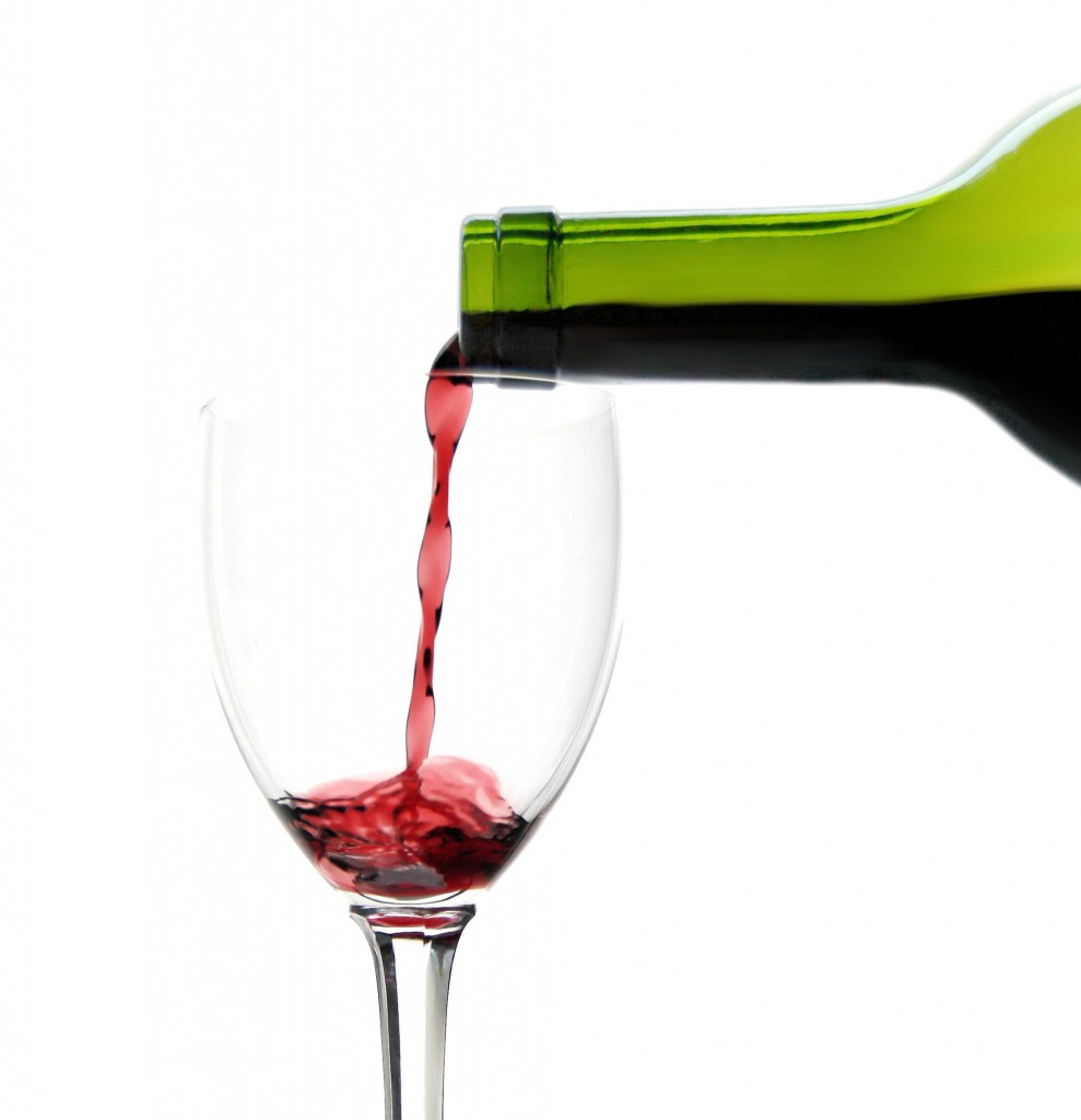 drink wine for good health