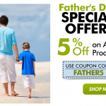 Exclusive Father's day Discount