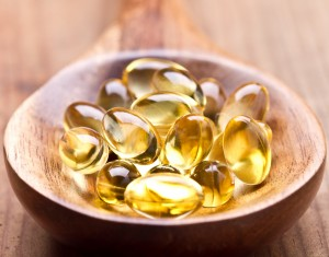 Stay safe with omega-3 fish oil