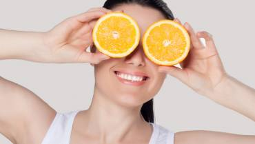 Healthy foods for perfect skin