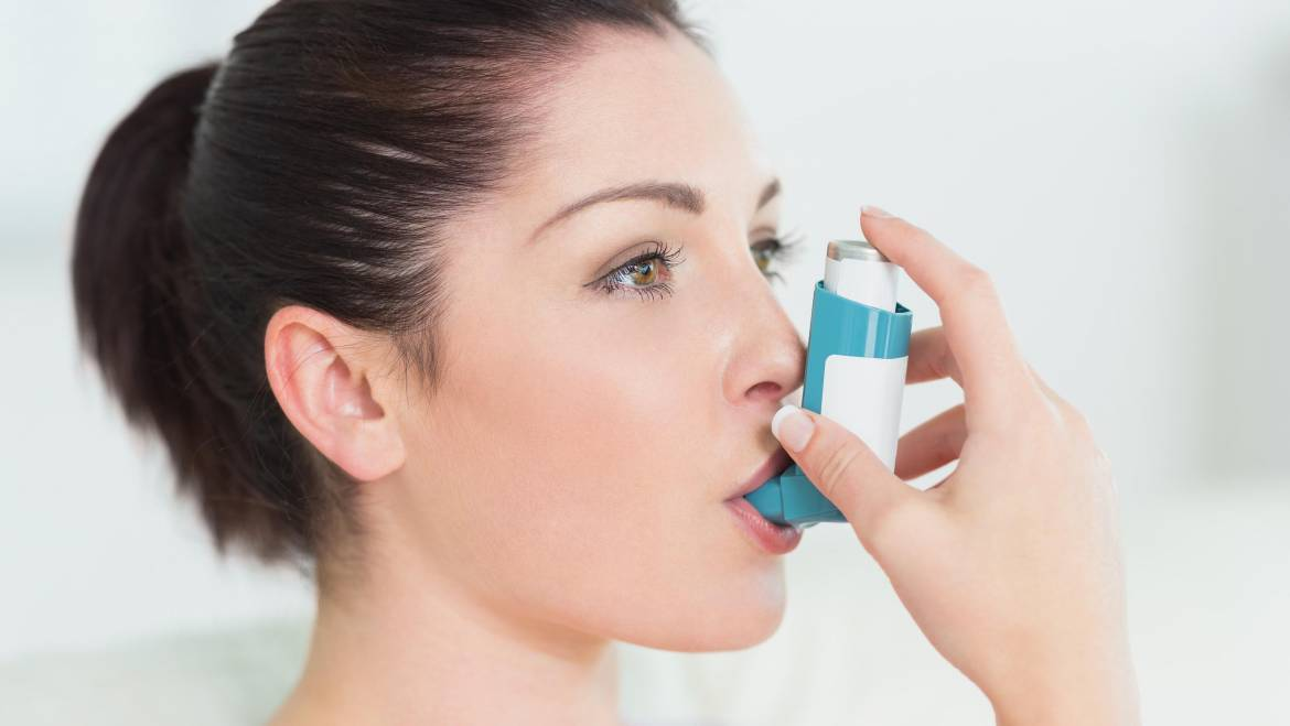 Everybody should learn how to treat asthma