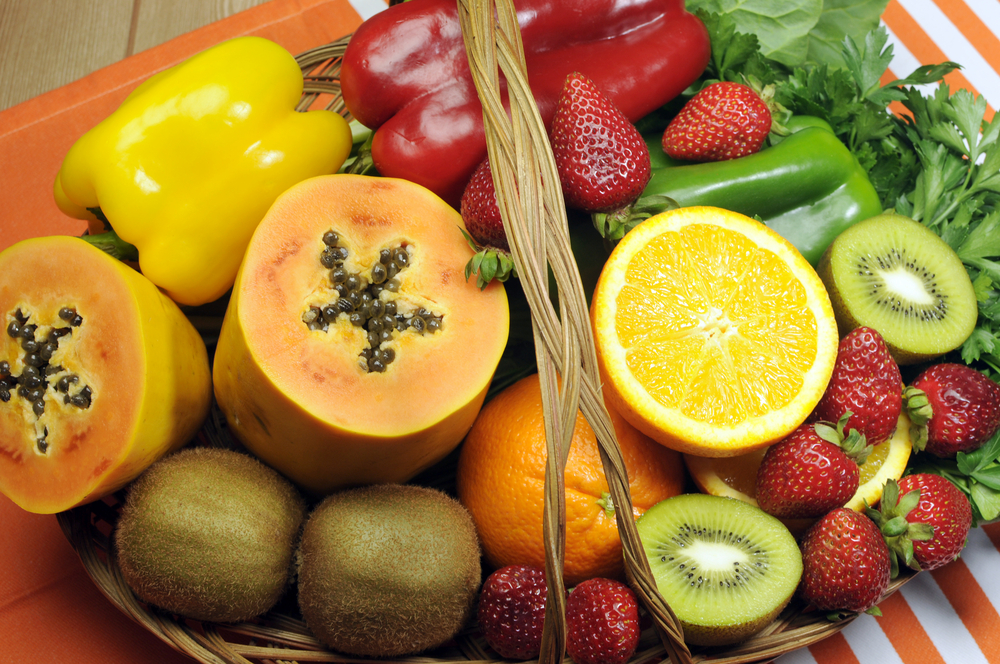 Healthy Diet for dry skin prevention