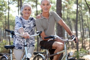 Healthy aging leading to joyful post-retirement life
