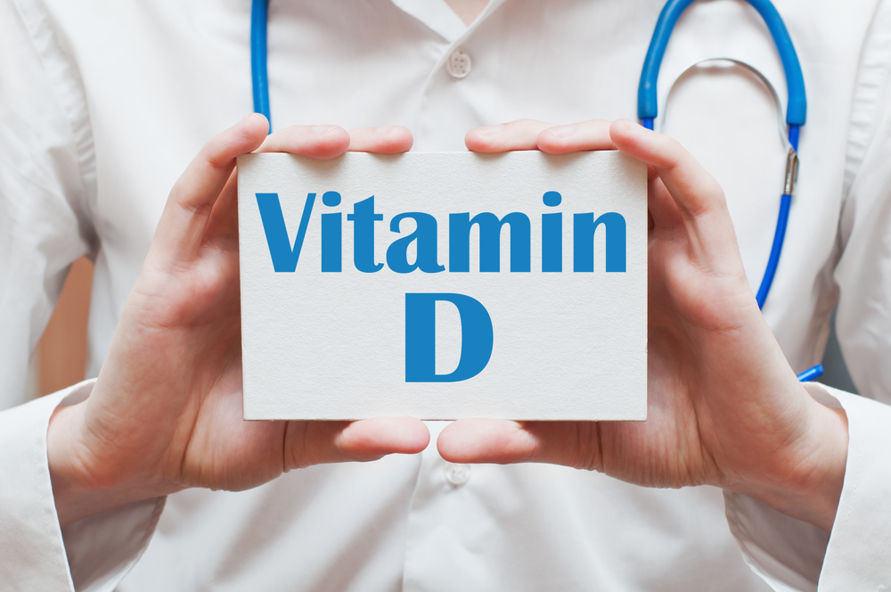 Vitamin D is important for body and hair growth