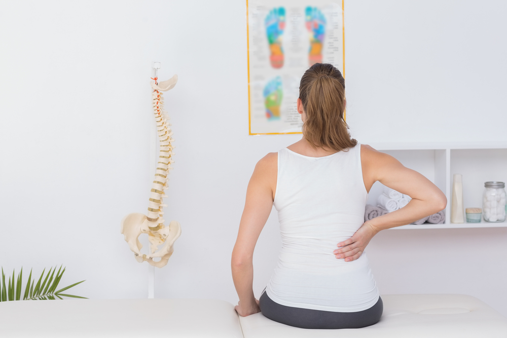 Cure back pain with yoga/yoga poses for back pain