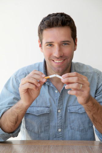 Cleanse While Quitting Smoking