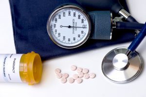 Use alpha-blockers for treating high blood pressure