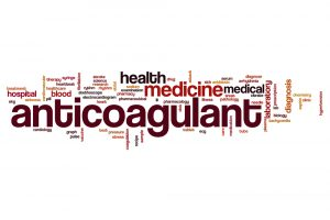 Anticoagulants medicines can be used to reduce blood clotting