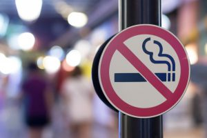 Still Smoking? Kindly Stop