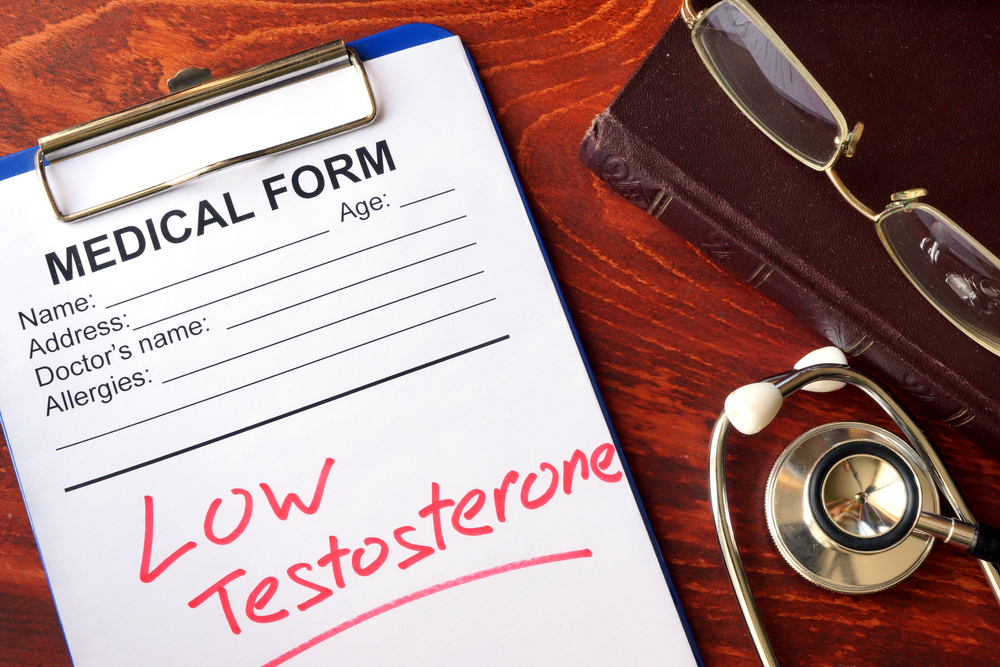 Low Testosterone can lead to Infertility