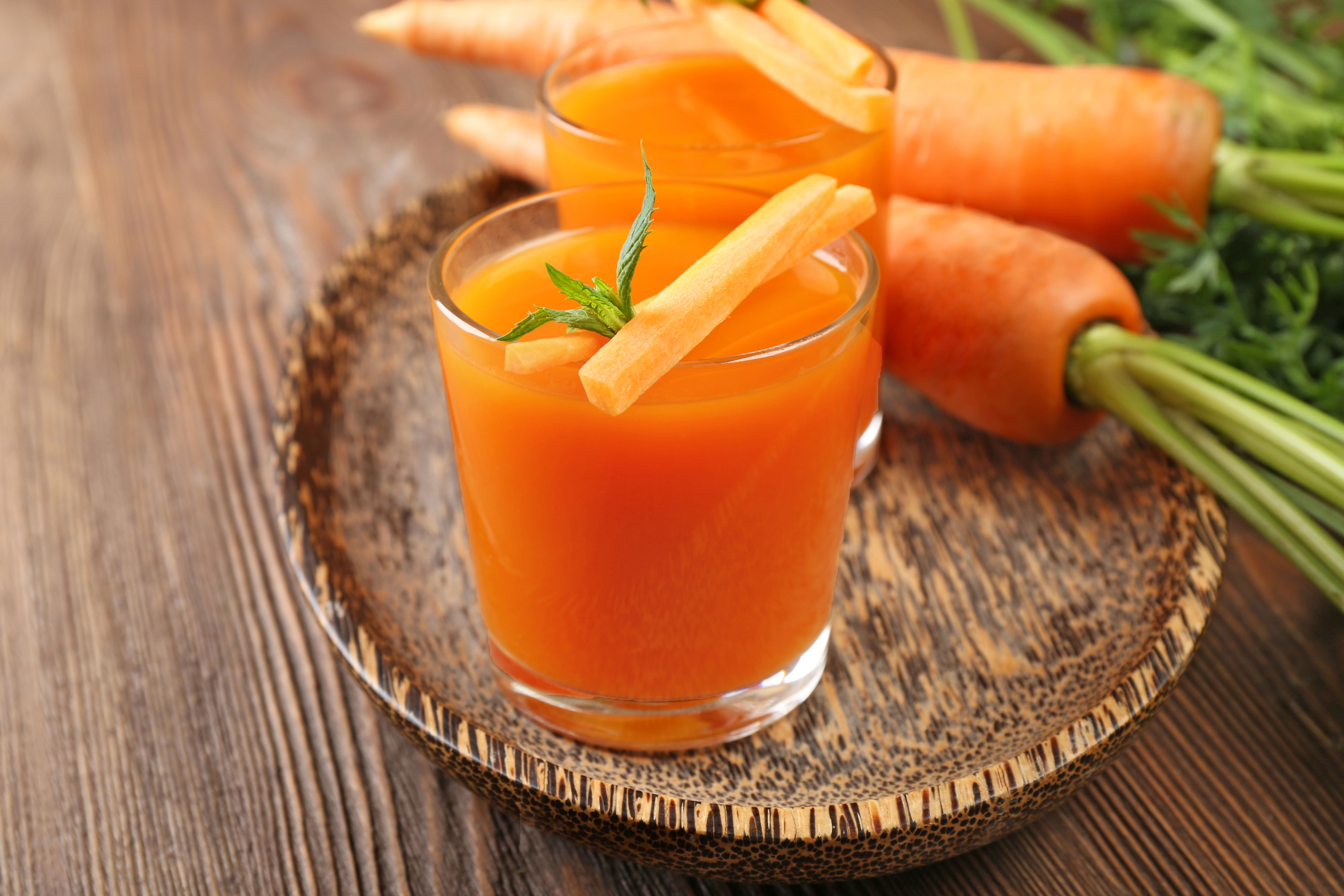 What Happens When You Drink Carrot Juice Daily