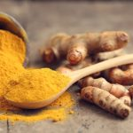 Homemade Antiseptic Turmeric Cream to heal Cuts and Scrapes