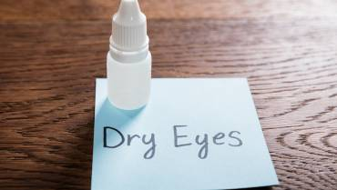 Best Solution for Dry Eyes