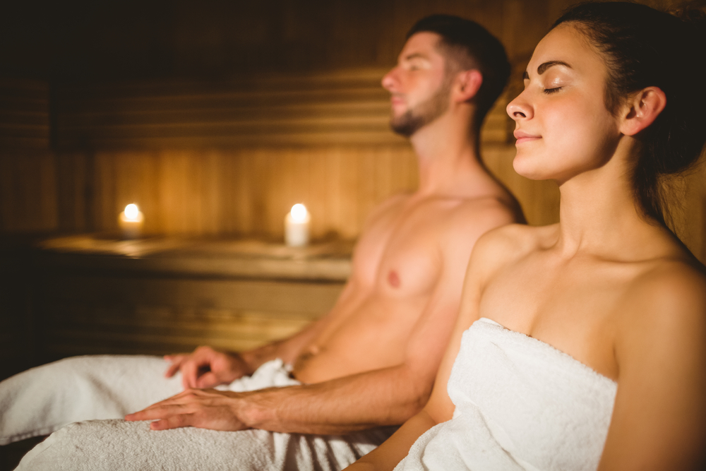 Sauna Lowers Your Blood Pressure