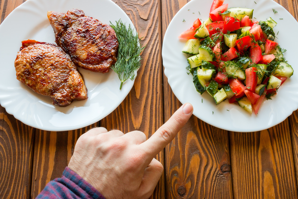 Eating for Two Often May Not Mean a Healthier Diet