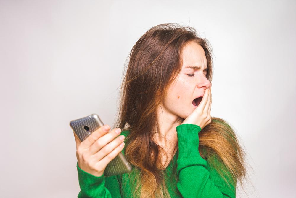 Smartphone Screens Sabotaging Teens' Sleep