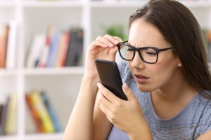 How to Prevent Eyestrain from Digital Devices