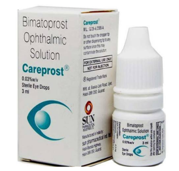 Careprost Eye Drops – Best Means to Beautify Eyelashes