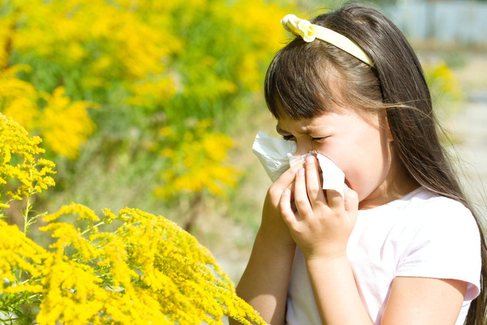 Do Allergies Develop Before Birth?