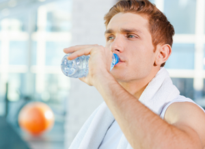 drinking water for erectile dysfunction