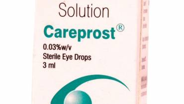 Careprost Eye Drops Helps To Beautify Your Eyelashes