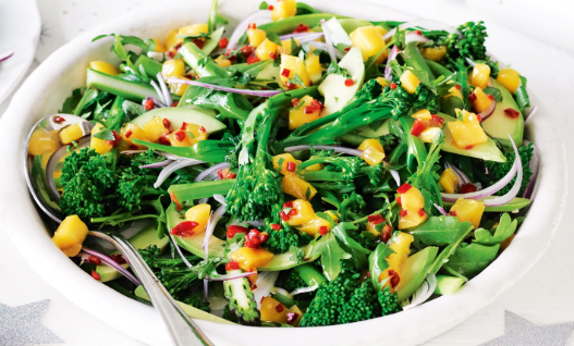 5 Simple Steps for Building a Soul-satisfying Salad