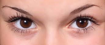 Healthy Eyelashes