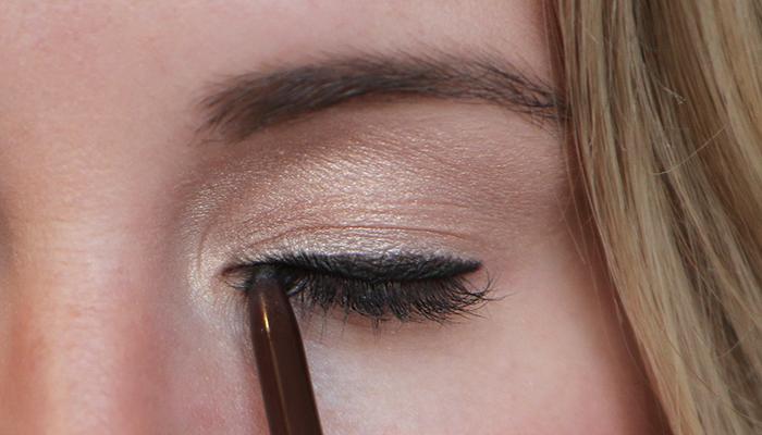 How should I clean _ sterilize the eye liner brush