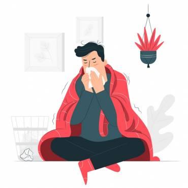 La automedicación sin receta para los síntomas de tos, resfriado y gripe