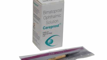 Careprost for the Treatment of Weak & Thin Eyelashes