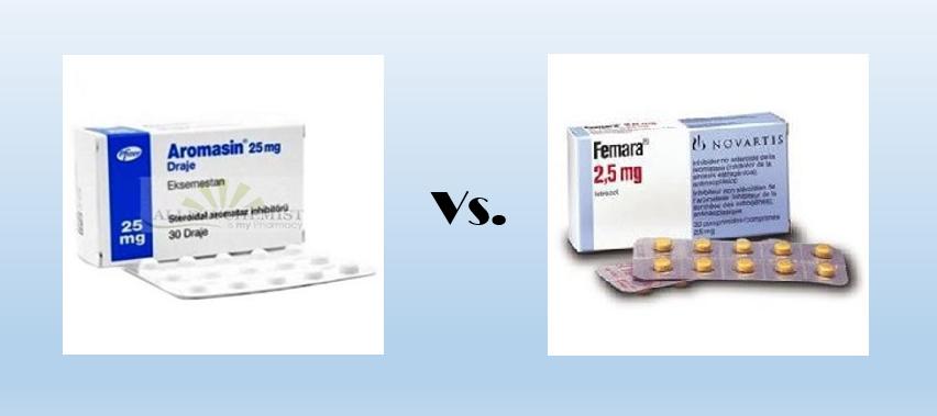 Should I Go for Aromasin or Femara?