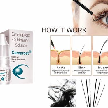 Top Benefits of Using Careprost Eye Drops