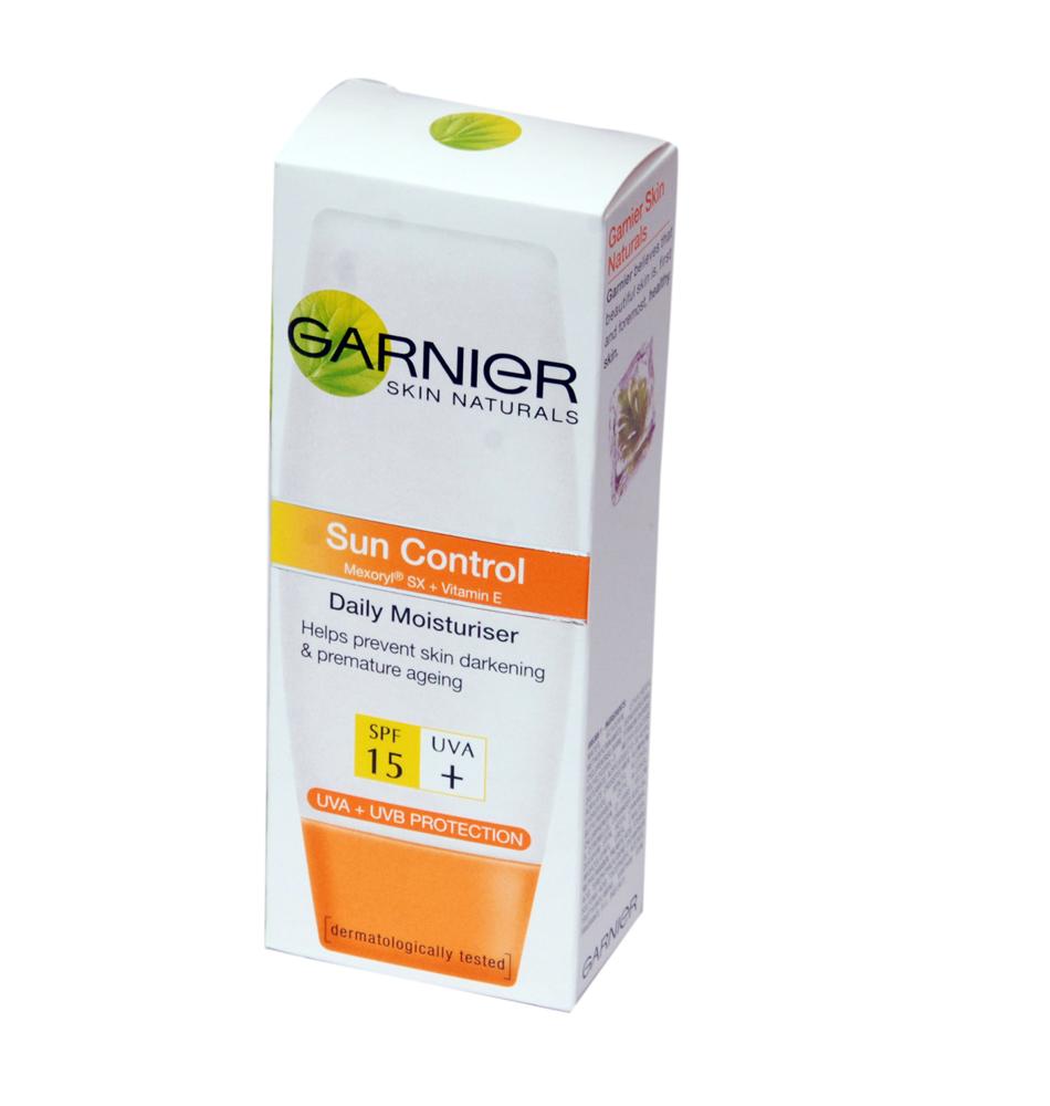 Sun Control Daily Moisturiser 50 ml