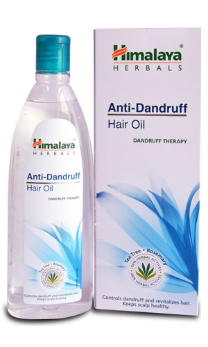 Anti Dandruff Hair Oil (Himalaya) 100ml