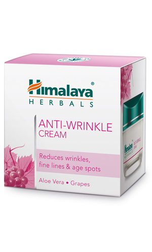 Anti Wrinkle Cream (Himalaya) 50gm