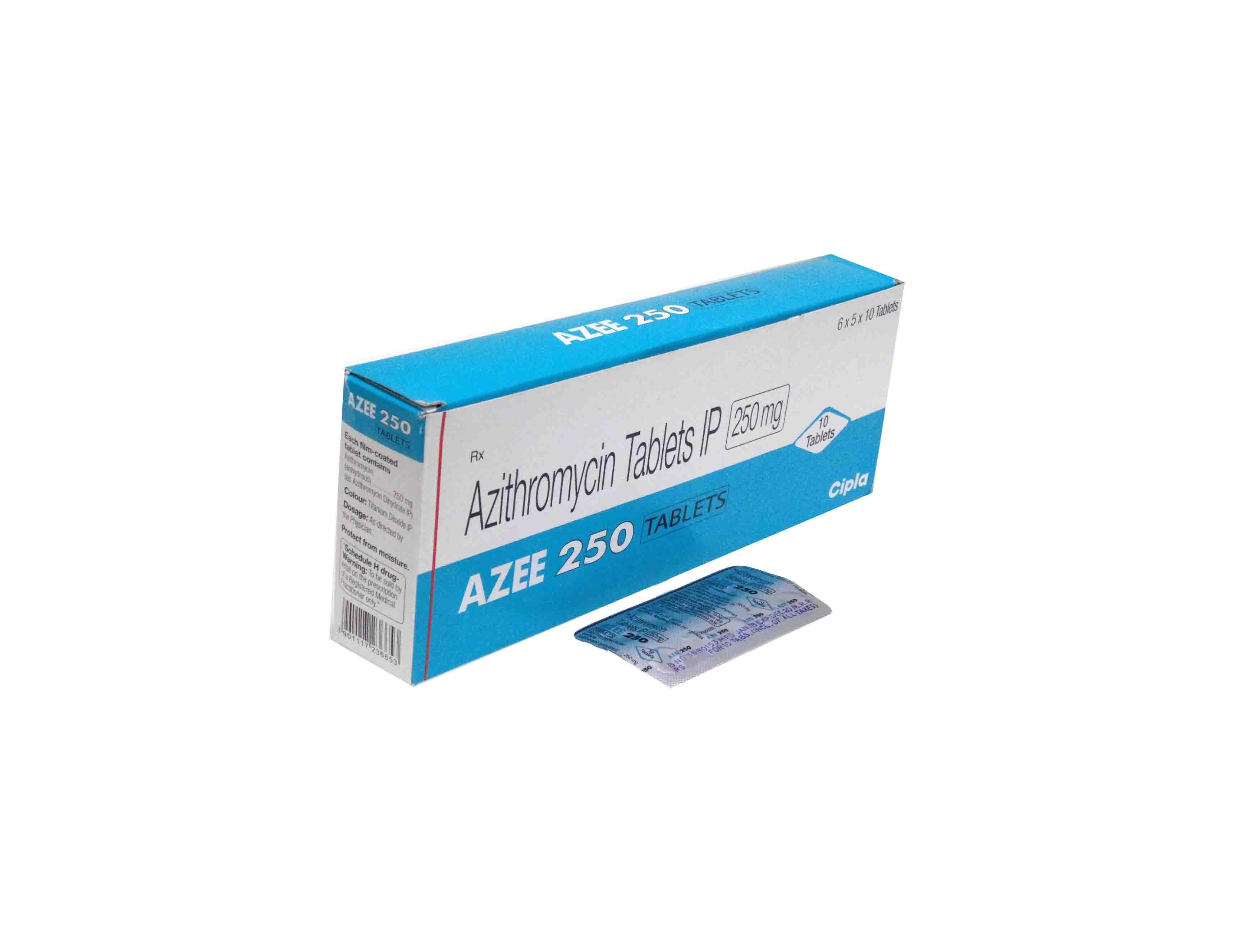 comprar zithromax 250mg tableta