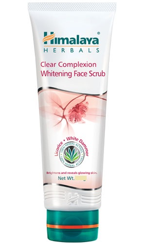 Clear Complexion Whitening Face Scrub (Himalaya) 50gm