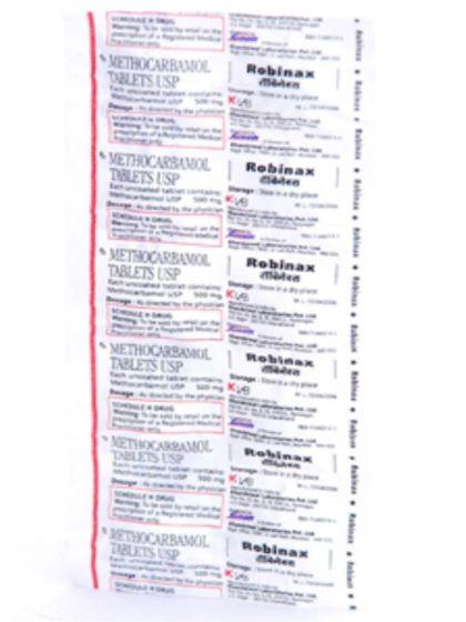 Can you take 1000 mg of robaxins