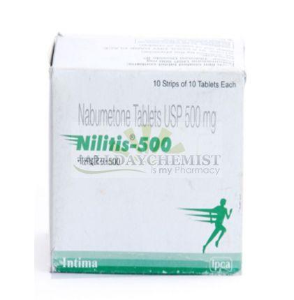 Nilitis 500 mg