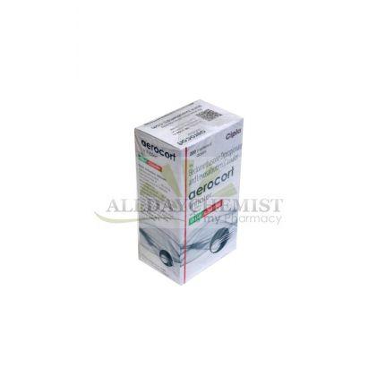 Aerocort Inhaler (On Sale) 50mcg 50mcg (200 mdi)