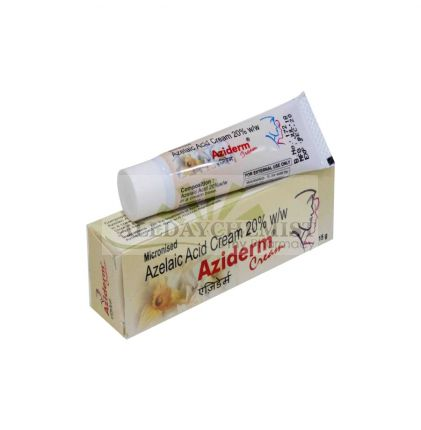 Aziderm Cream (On Sale) 10 % (15gm)