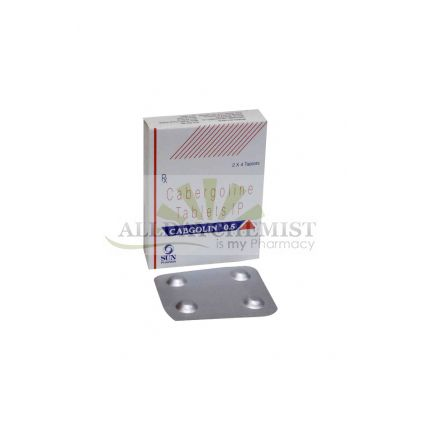 Cabgolin (On Sale) 0.5 mg