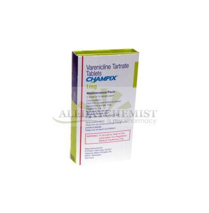 Champix (On Sale) 1 mg