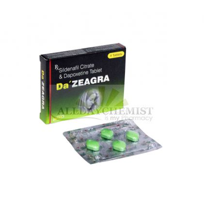 DA' Zeagra (On Sale) 50/30mg