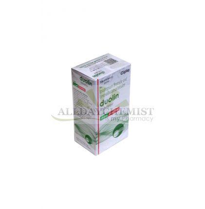 Duolin Inhaler (On Sale) 50 mcg + 20 mcg (200 mdi)
