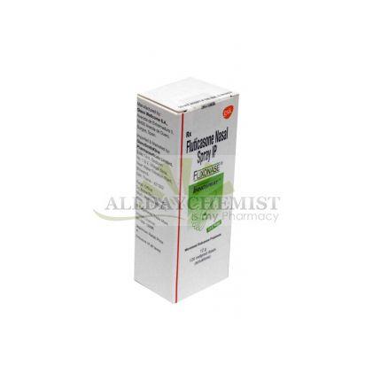 Flixonase Nasal spray (On Sale) 50 mcg (120 metered doses)